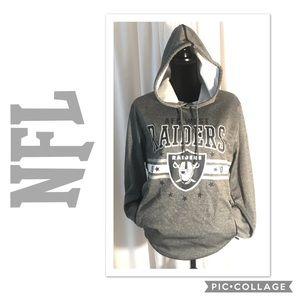 NFL AFC RAIDERS 1960 Pullover Hoodie